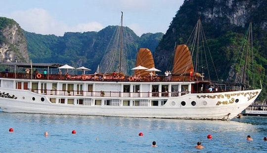 Indochina Sails Cruise In Hạ Long Bay