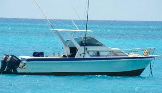 25' Fishing Charter In Kendwa
