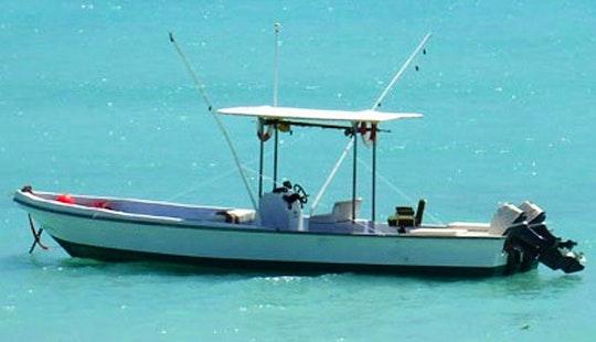 28' Suli Suli Fishing Boat In Kendwa