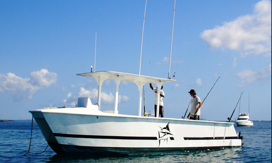 Half Day Or Full Day Fishing Charter In Nungwi, Tanzania