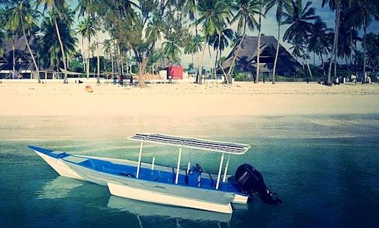 Enjoy Diving Trips In Zanzibar, Tanzania