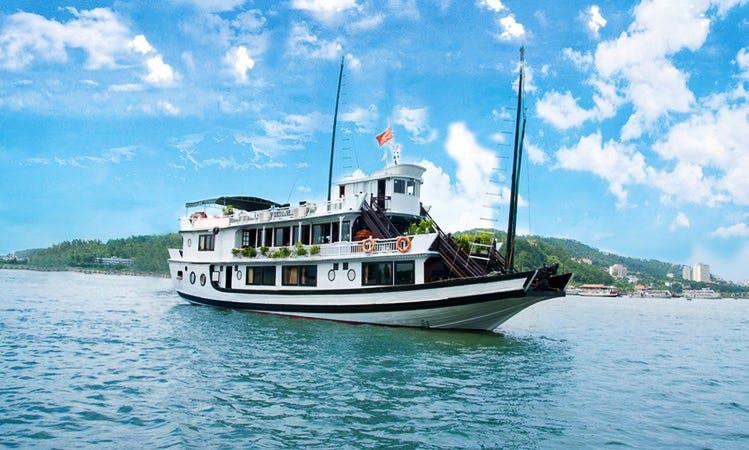 Halong Bay Paragon Cruises