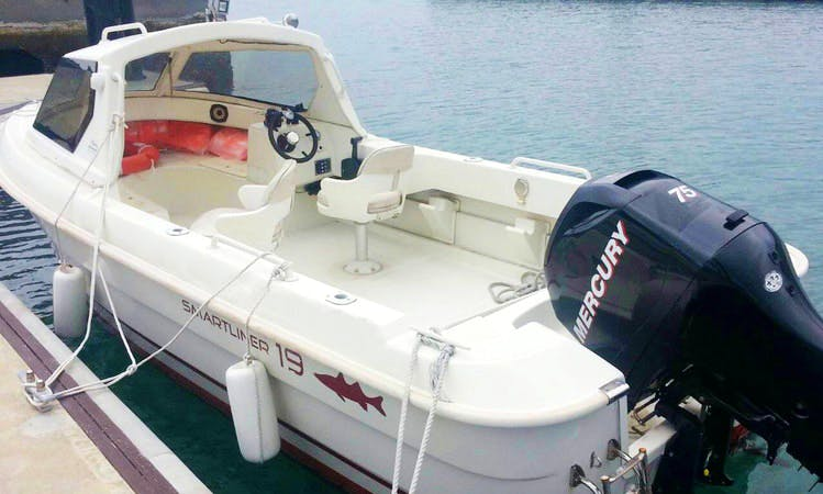 Rent 19 Happy Boat Cuddy Cabin In Toucheng Township Taiwan