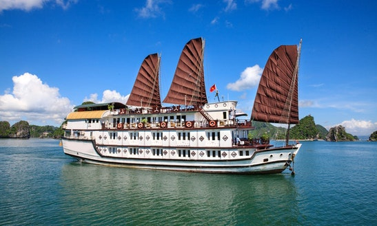 Passenger Boat Rental In Halong