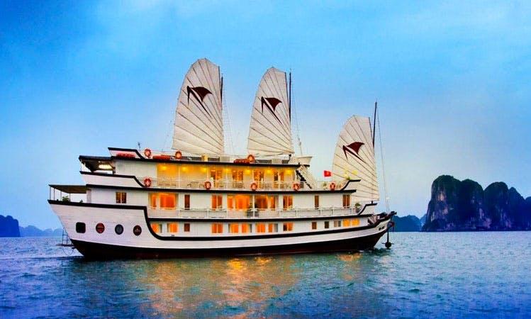 Signature Halong Cruise in Vietnam
