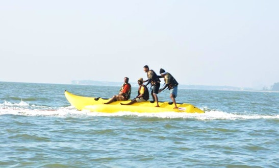 Enjoy Tubing In Nagaon, Maharashtra