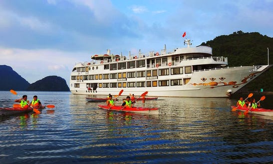 Swan Cruise To Bai Tu Long - Halong Bay