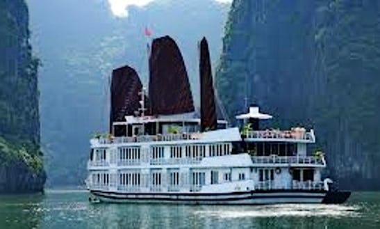 Pelican Cruise Halong Bay 2d1n