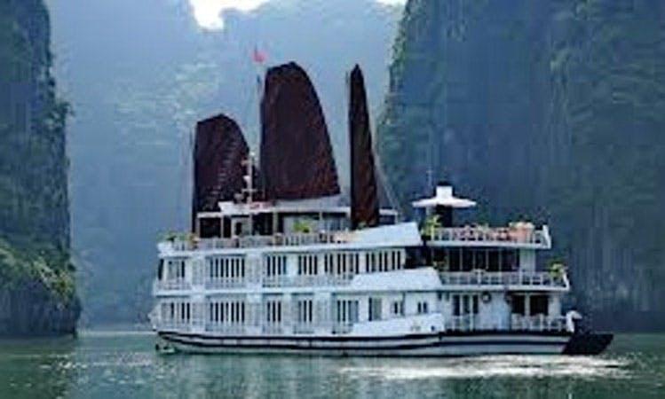 Pelican Cruise Halong Bay 2 days, 1 night