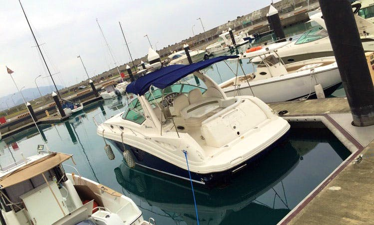 Private Yacht Rental in Toucheng Township, Taiwan