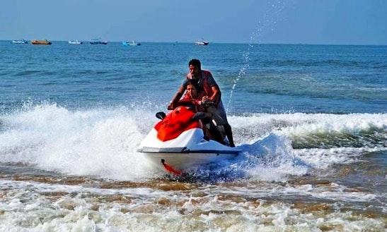 Enjoy An Exciting Ride On Jet Ski In Maharashtra, India
