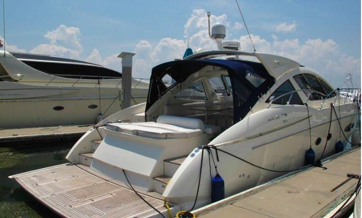 54' Azimut 2012. Sleek and Sporty. Amazing deal!