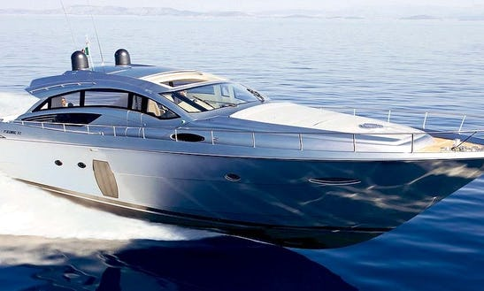 Power Mega Yacht Rental  Pershing 72 In Sorrento, Italy