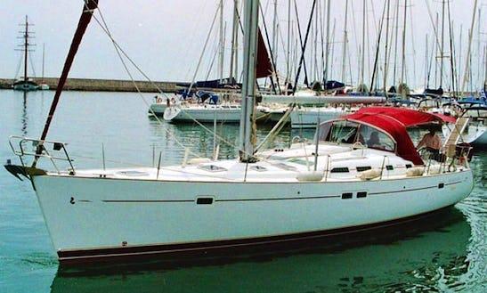 Charter Cruising Monohull  Beneteau Oceanis 47