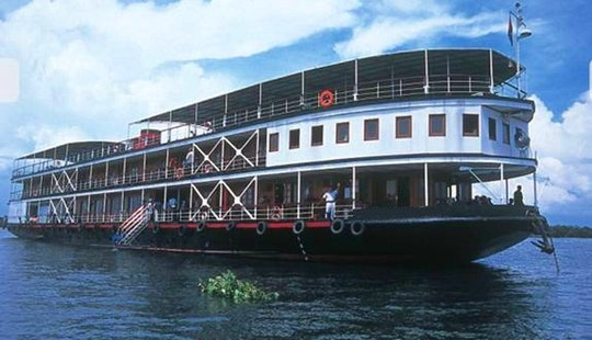 Pandaw River Cruise In Hanoi