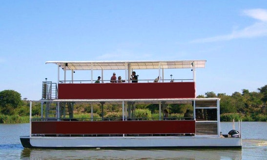 Pontoon Charter In Phalaborwa, South Africa