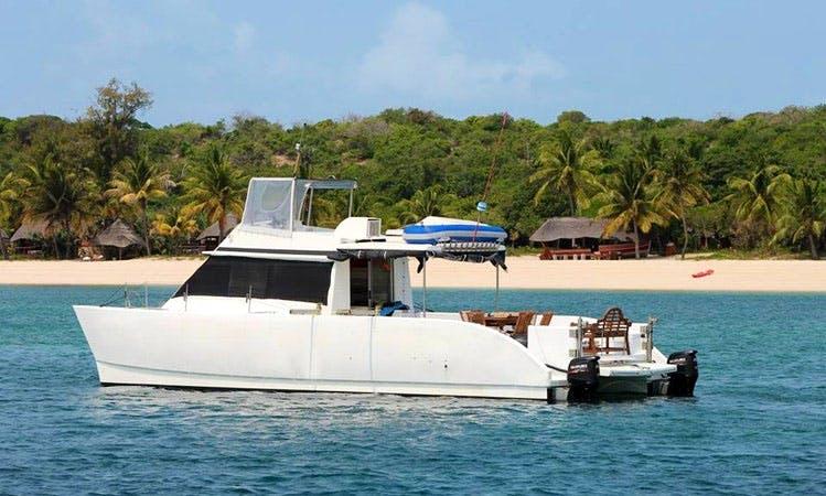 Cruising Fun Boat Rental in Vilankulos