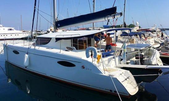 Cruising Catamaran Rental In Varna