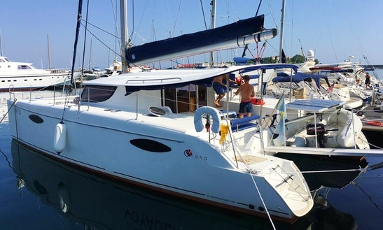 Cruising Catamaran Rental In Varna