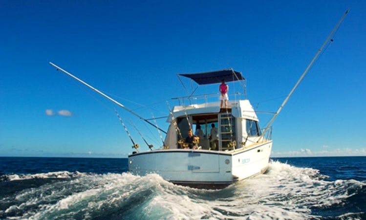 Fishing Charter in Grand Baie