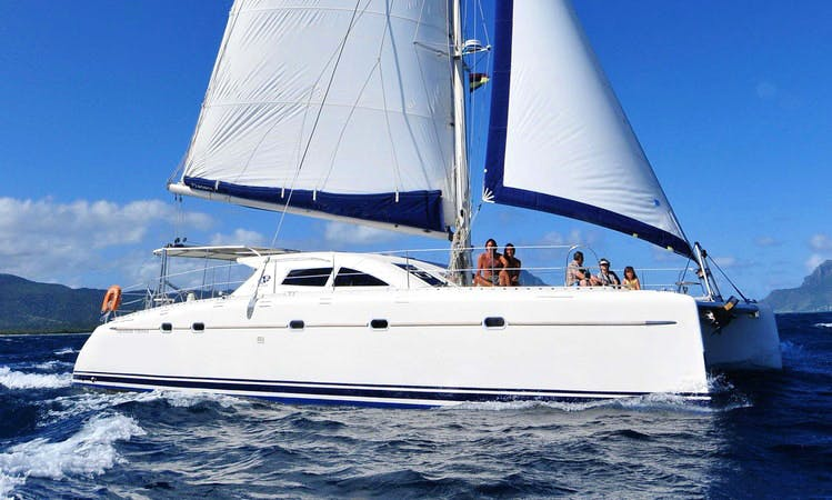 Catamaran Day Cruise in Black River