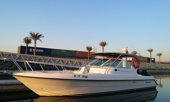 Bowrider Fishing Charter In Dubai