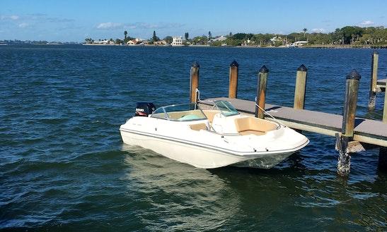 Deck Boat Swfl Boat Rental