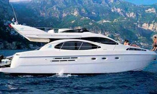 Charter A Motor Yacht In Kyrenia, Cyprus