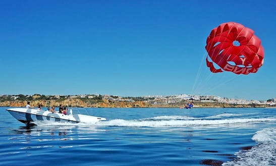 Private Speed Boat Tour And/or Water Sports In Albufeira, Algarve