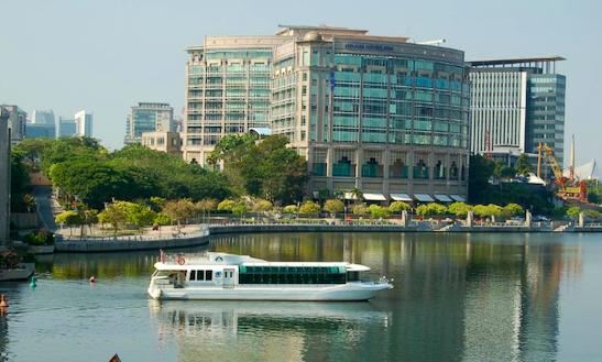 Charter A Passenger Boat In Putrajaya, Malaysia