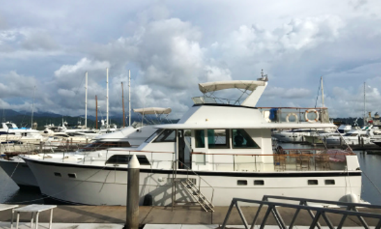 Charter A Motor Yacht In Subic Bay Freeport Zone, Philippines