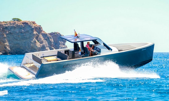 Fjord 40 Open - Yacht Charter In Ibiza