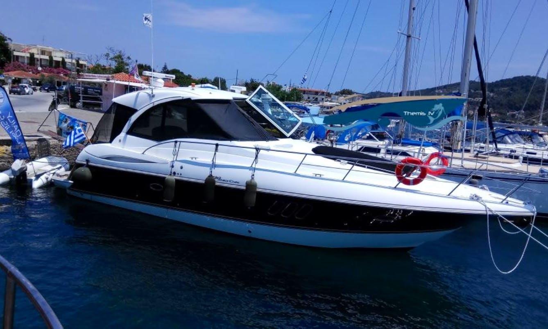 Charter Motor Yacht 45' ( Themis IV )  In Skiathos, Greece