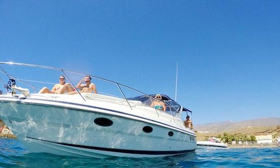 Motor Yacht Rental In Adeje (tenerife)