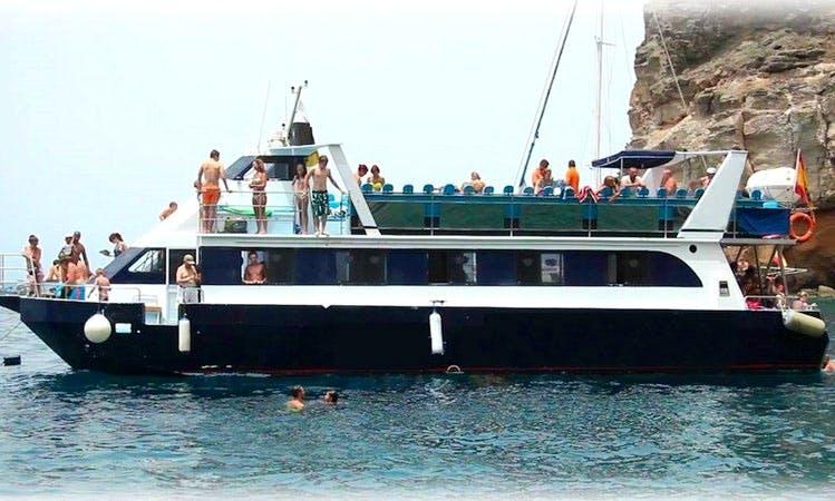 Passenger Boat Rental in Pasito Blanco