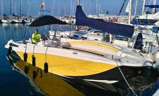 Exciting Parasailing Adventure In Andalucía, Spain