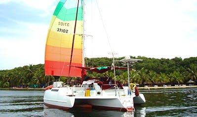Rent Naylamp Trimaran in El Empalme, Panama