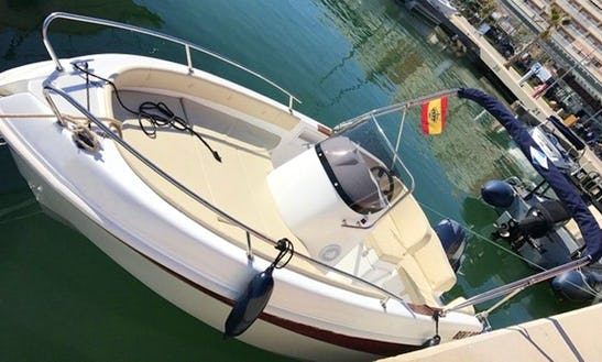 Bowrider Rental Marinello 16 In Alicante