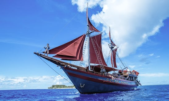 Sailing Charter On 100ft Gulet In Denpasar Selatan, Indonesia
