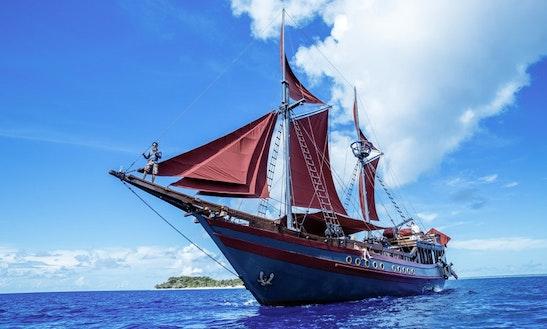 Sailing Charter On 100ft Gulet In Denpasar Selatan, Indonesia