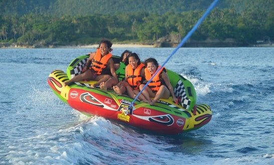 Enjoy Tubing In Anda, Philippines