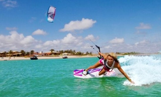 Enjoy Kiteboarding Lessons In Anda, Philippines