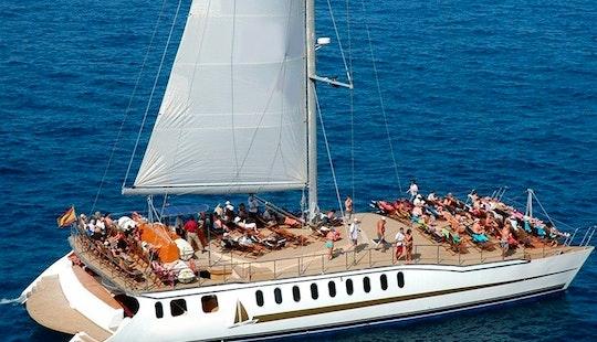 Boat Party In Gran Canaria