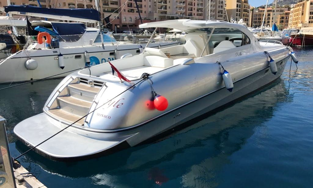 """Experience Meditteranean Sea on Superiority 52 """"Style"""" Yacht"""