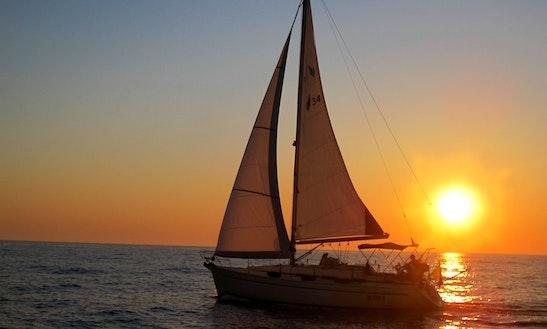 Sailboat Charter Tour