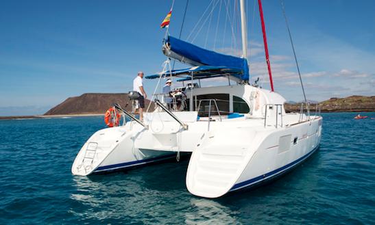 Catamaran Charters In Corralejo