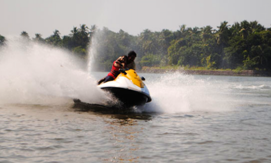 Rent A Jet Ski For 2 Pax In Devbag, Maharashtra