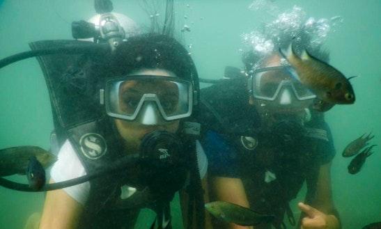 Enjoy Scuba Diving In Devbag, India