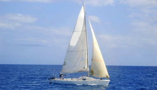 Sail Sport Sailboat J/80 In Spain