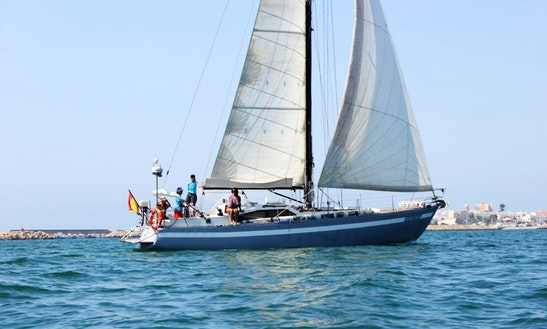 Caribic 40 Sailing Monohull Trips In Puerto Rico